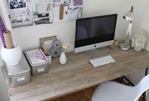 Biuro / Inspiracje do biura domowego