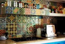 KUCHYŇ, KTEROU NEBUDETE CHTÍT OPUSTIT :-) / Inspirace ze všech koutů obložených i neobložených pro Vaše kuchyně.