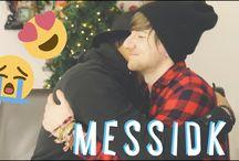 messyouself x idk