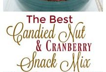 Cranberry & Nuts snack