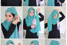 "look book ""HIJAB"""