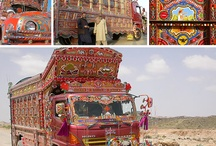 Great Art Vehicles