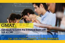 Best GMAT | GRE Coaching in Jalandhar / Get GMAT & GRE Training here at Knowledge Icon to score high!!