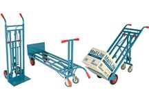 Sack Trucks / A wide range of sack trucks suitable for personal and commercial use.