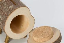 Drevo - výrobky