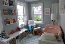 baby rooms / by Karen's Stamping Place