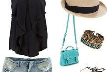 Fashion / I really love summer fashion!