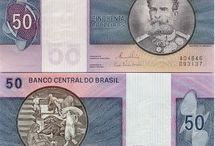 World & Brazil Currency & Coins