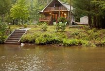 river house ideas