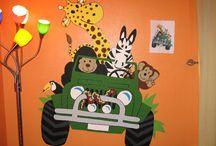 classroom - safari