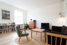 have you airbnbed? / travel and renting danish modern home