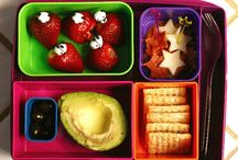 bento lunch box ideas / by Sarah Tyau