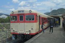 Arida Railway Traffic park / 有田川町立鉄道交流館での写真をアップしていきます。
