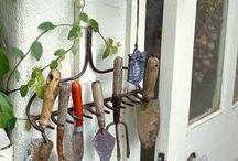 Garden tools - náradie