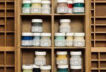 Eco art supplies / Green tips for Fine Art