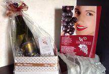 Confezioni natalizie WineCosmetics / le nostre confezioni natalizie con un'ottima bottiglia di moscato d'asti