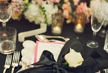 Wedding & Table ideas