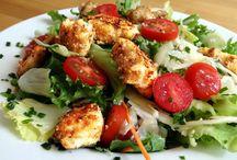 Low carp Rezepte / Wenige Kalorien