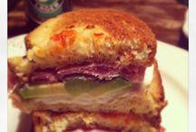 The Gastropub @oppioosteria / High End Sandwiches