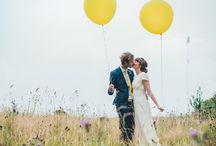 WEDDING PALLETTE  | Yellow