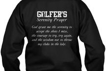 Christian Golfer / Are you a Christian who is into sports and realize that Golf is not just a game, but also an evangelistic tool to have an adventurous life with God? Be prepared for the Swing of Life and point the way to Christ. Wear this shirt as you go for the game and make this golf game as a relaxed opportunity to have a natural conversation with people. Click here now to purchase: http://discipletee.com/store