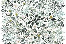 In Bloom / Floral inspiration. / by Tigerprint