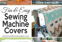 Sewing covers