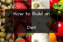 Immune System Health / Immune system boost, immune recipes, healthy immune system