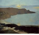 Northern California Tonalism / Early Califorrnia Tonalist Painting c. 1890 to 1920