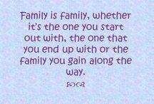 Citat om familjen