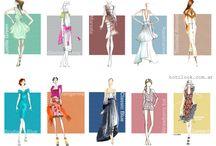 tendencias y colores