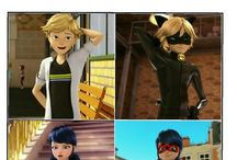 Miraculous ladybug / And chat noir