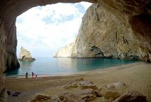 Zakynthos Beaches / A photo journey through the best beaches, secrets coastlines, small islands in Zante