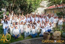 40 Aniversario Carlos de Anda.