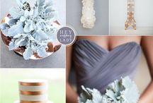 Jeff & Lori's Wedding Color Scheme