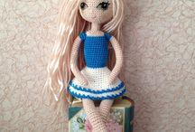 z crochet toys/dolls 3 / by jaznak