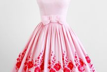 Pink rage of 1950's