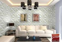 Wall 3D / Pannelli decorativi