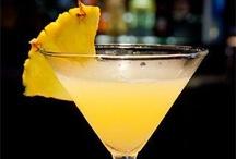 Cocktails / by Alicia Boyrie Galeazzi