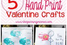 Kids Activites - Valentine's Day