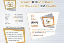 21 Ducks Media / Graphic Design, Printing, Branding, Web Design, Hosting, DTP Solutions