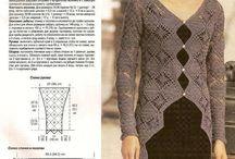 Crochets cardigans / by Kim Willmott