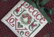 favorite cross stitch patterns / by Darlene Vasco