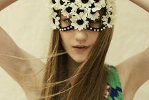Vestidos, máscaras y carnaval