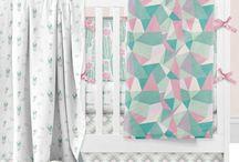 Nursery Themes // Cactus Girl Nursery