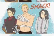 DRAGON AGE( i love Cullen!!!)