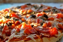 For the LOVE of Pizza. / Look, we all love pizza - and that's OK! #glutenfree pizza can be incredible! Get inspired by our board. For all things cheesy!! / by Glutino