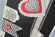 Stampin Up - Hearts A Flutter