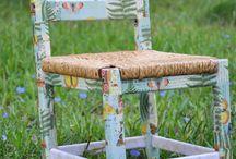 Furniture / by Becca Funyak