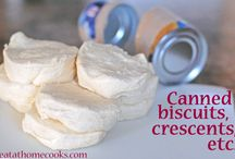 Biscuit Recipes / by Mary K. Wessling